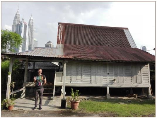 Magical Kampung Baru Experience 1